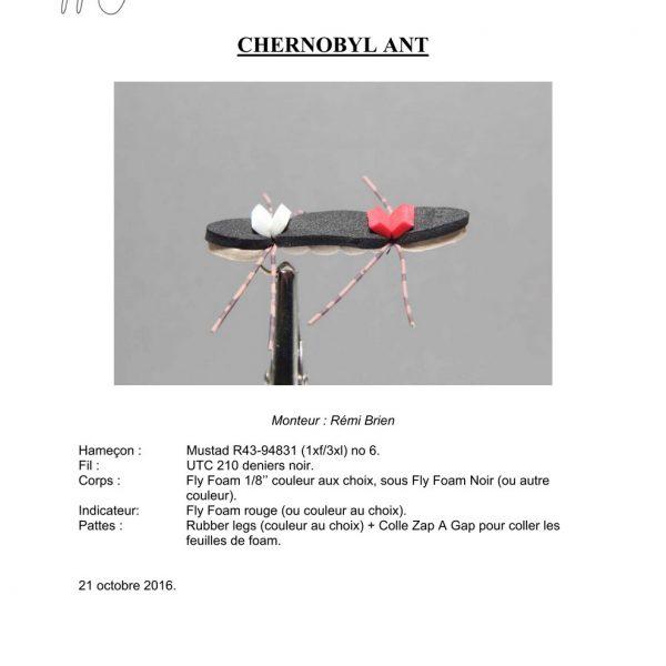 Chernobyl-Ant