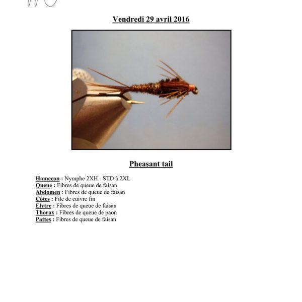 Pheasant-tail