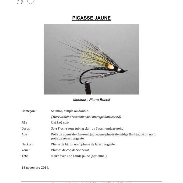 Picasse-Jaune